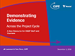 Demonstrating Evidence Across the Project Cycle